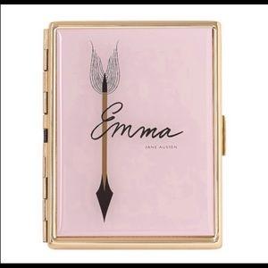 """Kate Spade """"Emma"""" Business Card Holder"""